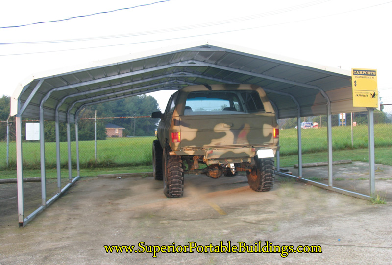 18 X 21 Value Carport