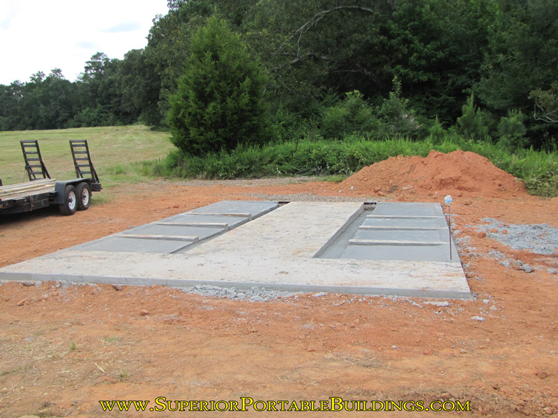 Concrete Building Slab Project 17
