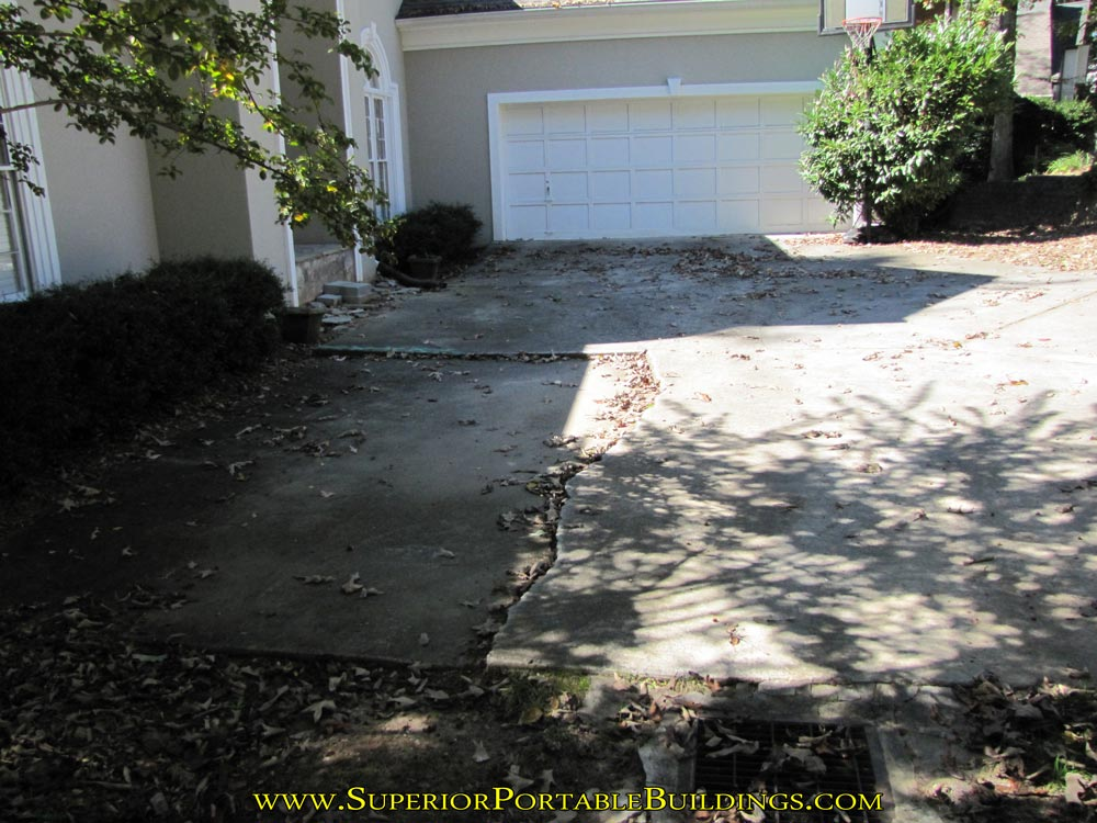 Concrete Driveway Replacement 4