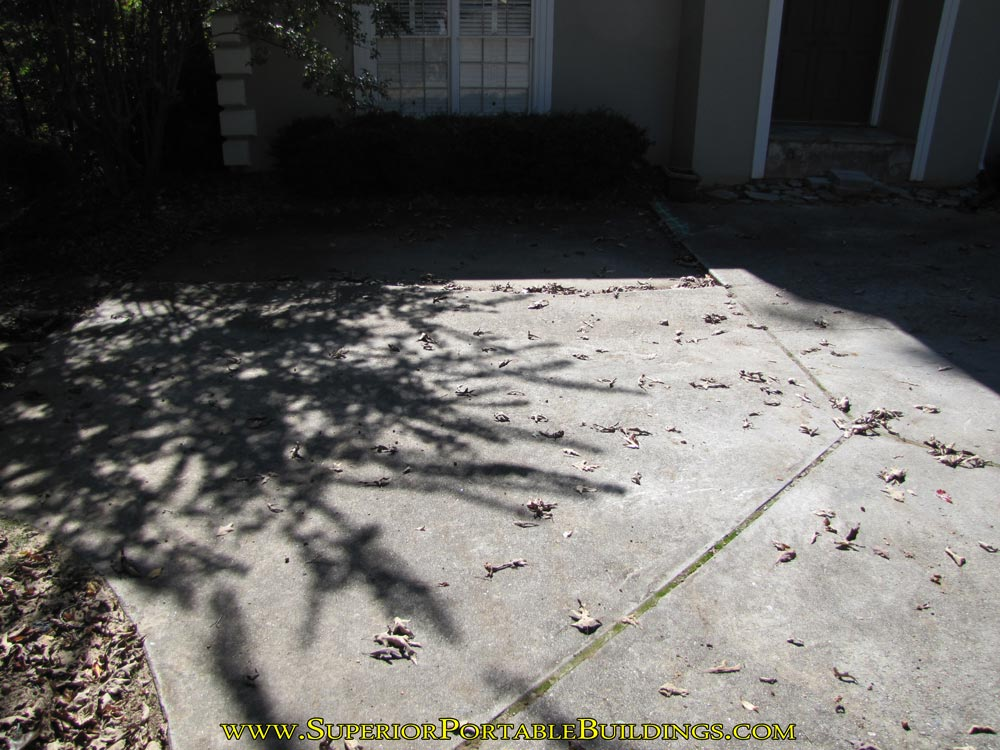 Concrete Driveway Replacement 4