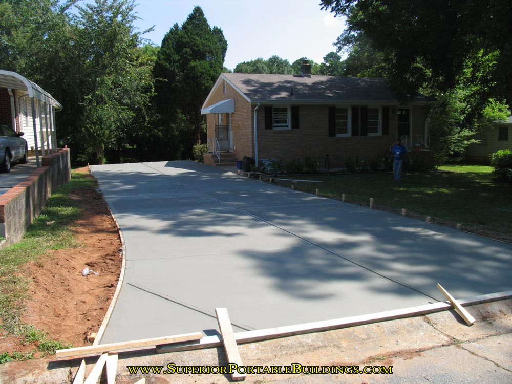 Concrete Driveway Replacement 5