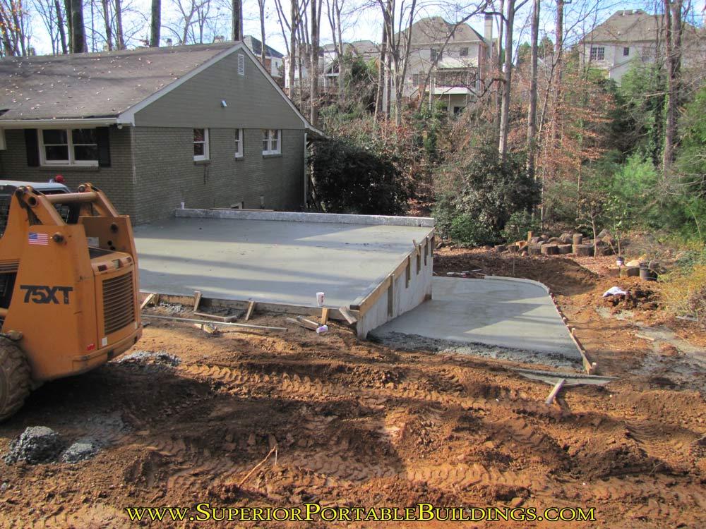Concrete Driveway Replacement 6