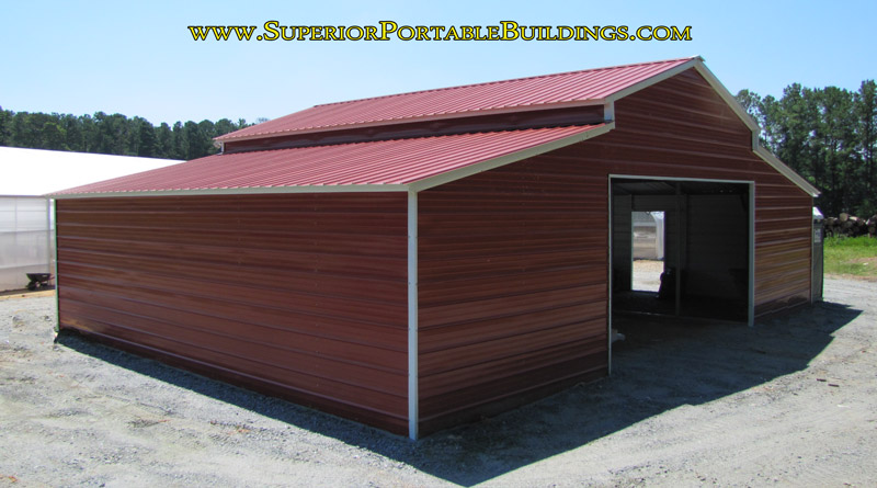 Supreme metal barn pic 2