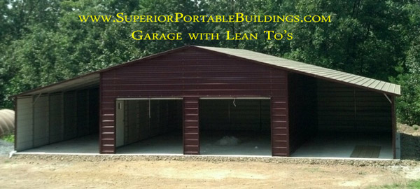18 x 21 x 7 value garage 866 943 2264 for Garage with lean to