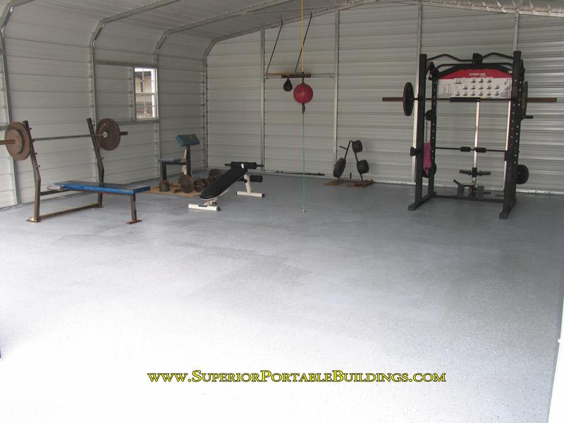 Std garage