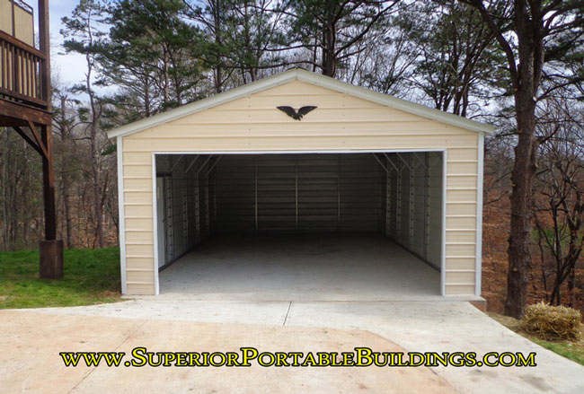 16' wide garage door opening's