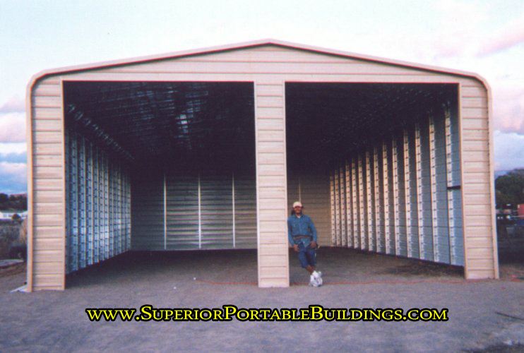 Hard to beat Louisiana Metal Garages and Steel Garages.