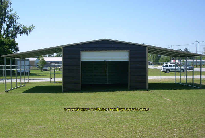 Hard to beat louisiana metal garages and steel garages for Metal homes louisiana