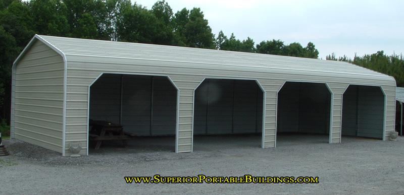 MS metal garages. Mississippi Steel and Metal Garages for sale