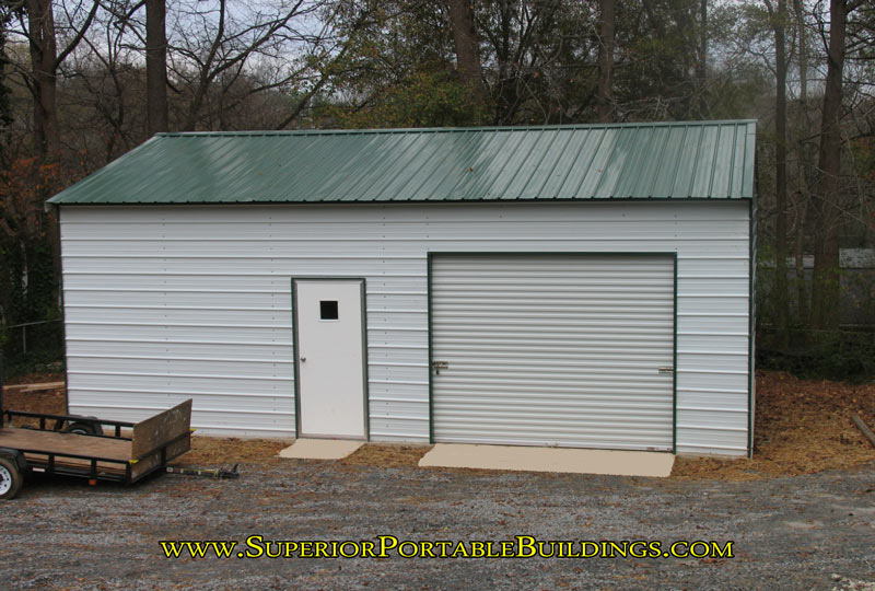 South Carolina Metal Garages Sold Here