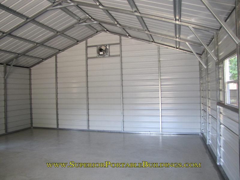 Steel Garage 3 866 943 2264