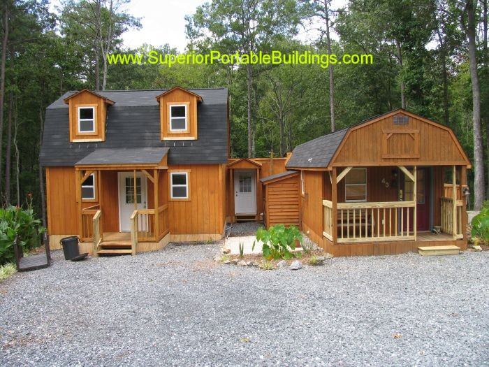 Wood Barn Custom on lean to sheds and outdoor buildings
