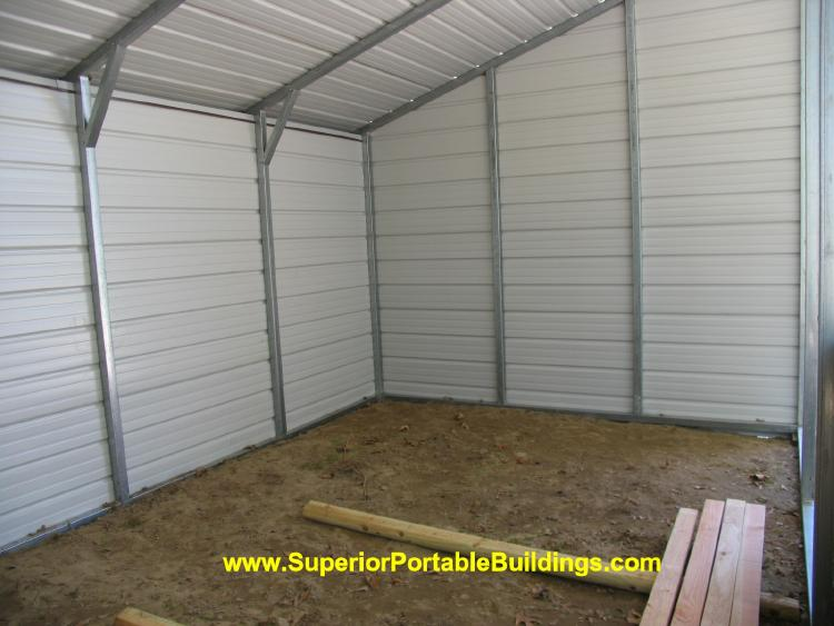 S B Amp Carports Inc Building With Lean Tos 1 866 943 2264