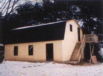 S B Amp Carports Inc 2 Story Barns 1 866 943 2264
