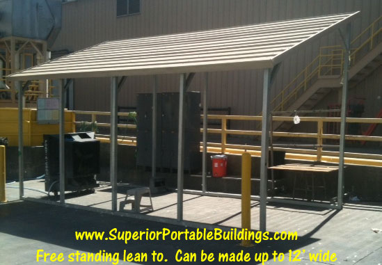 S B Amp Carports Inc Lean Tos 1 866 943 2264